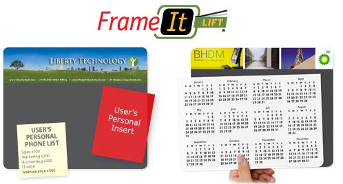 frame it lift mouse pad